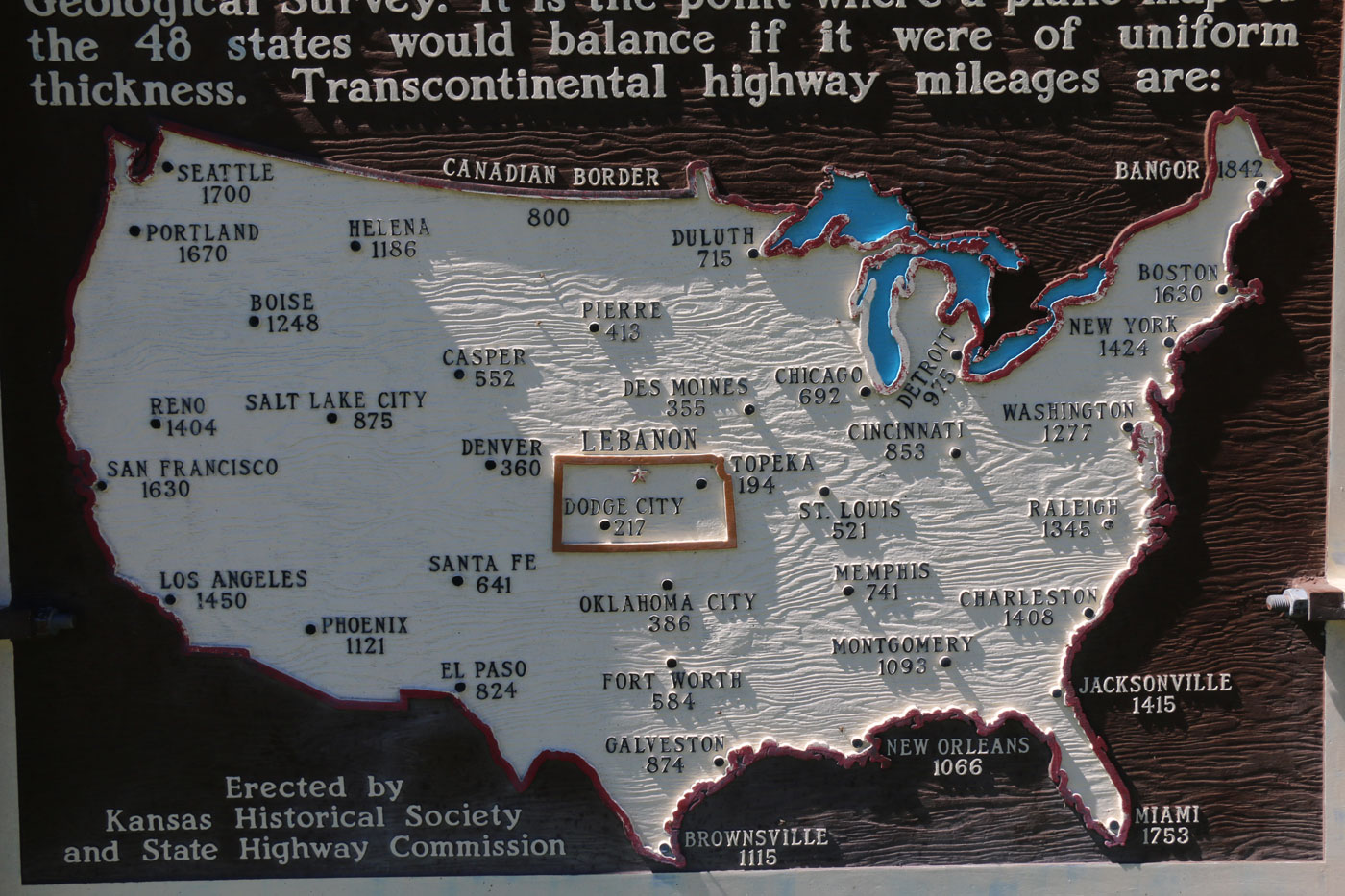 September Halsey Nebraska Extremegeographercom Geographical Center Of Us Map